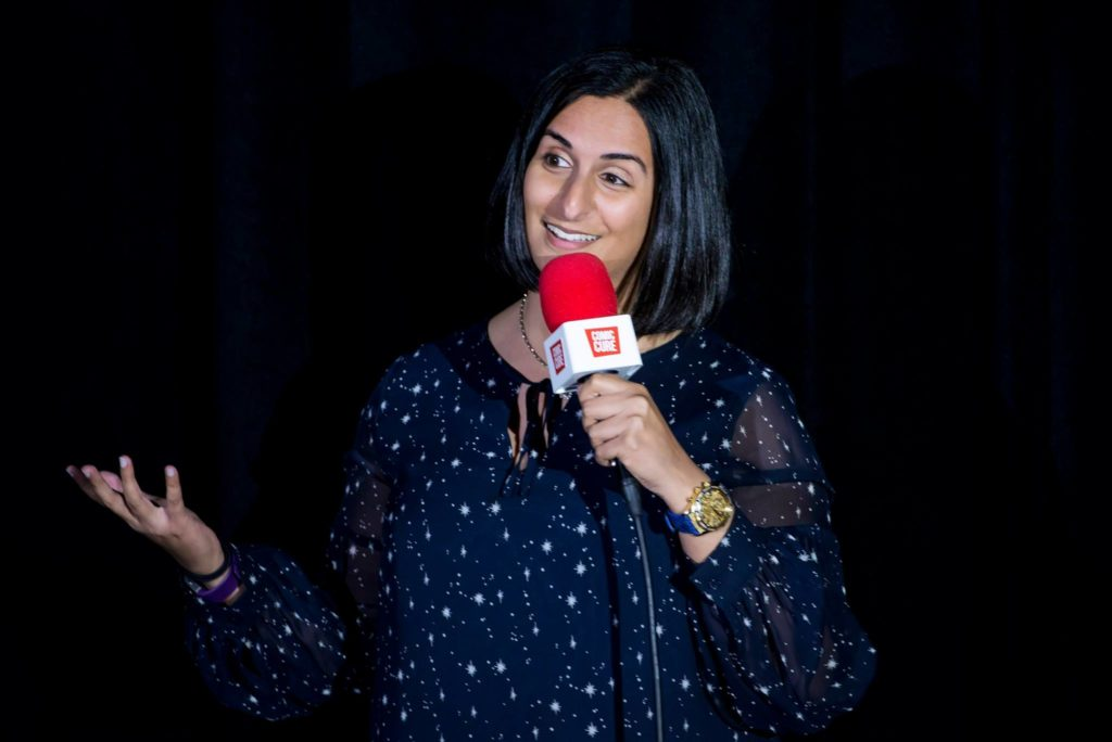 Shereen Kassam Best Female Comedian