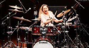 Sarah Thawer drummer