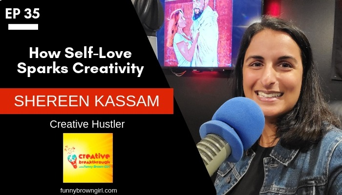 self-love and creativity