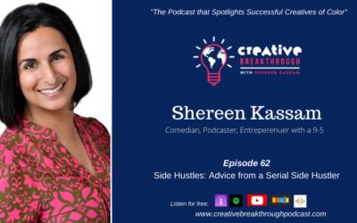 Side Hustles: Advice from a Serial Side Hustler
