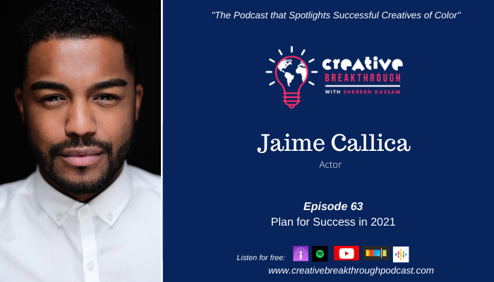 Plan for Success in 2021 with Jaime Callica