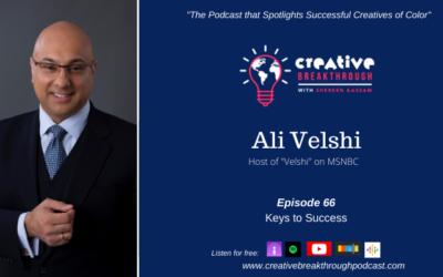 MSNBC's Ali Velshi: Keys to Success